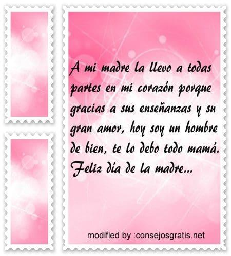 Frases para facebook por el dia de la madre,colgar gratis en facebook saludos por el dia de la madre