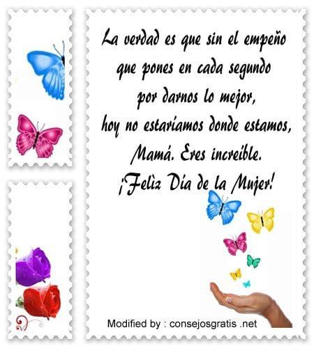 tarjetas y mensajes por el dia de la mujer,descargar tarjetas y mensajes por el dia de la mujer