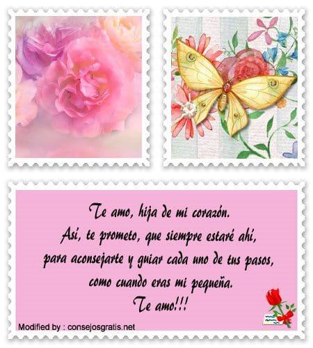 Frases De Amor Para Decir A Mis Hijas Mensajes Bonitos