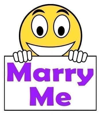 Bellas frases para pedir matrimonio