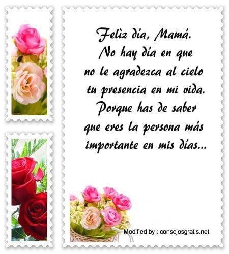 Mensajes Por El Día De La Madre Descargar Frases Por El
