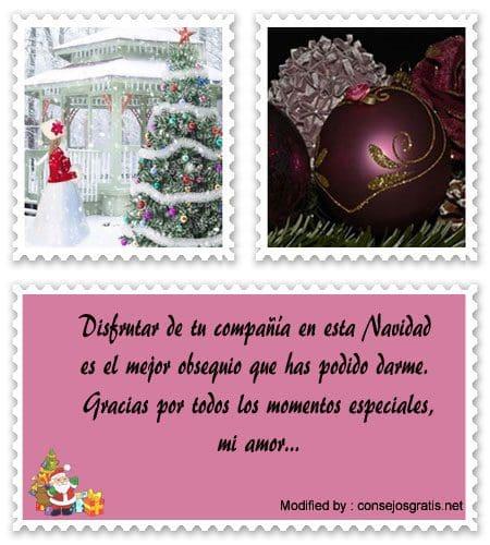 Escritos Para Felicitaciones De Navidad.Lindos Mensajes De Navidad Para Mi Novio Saludos De