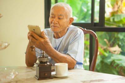 Bonitos Mensajes De Admiración Para Un Adulto Mayor | Frases De Admiración