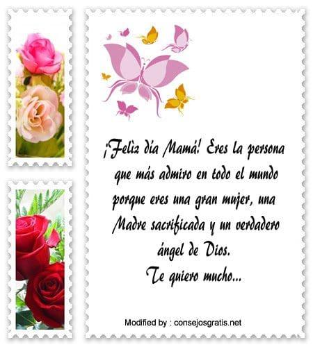 Bonitos Mensajes Por El Día De La Madre Saludos Por El Día