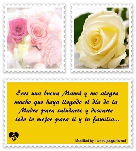 Lindos Mensajes Por El Día De La Madre Para Tu Amiga Dia