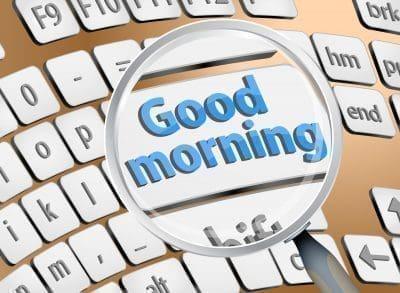 Enviar Mensajes De Buenos Días Para Facebook
