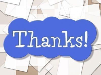 Lindos Mensajes De Agradecimiento Por Saludos De Cumpleaños