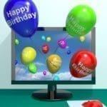 ejemplos de mensajes de cumpleaños para Facebook, enviar frases de cumpleaños para Facebook