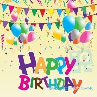 Compartir Gratis Mensajes De Cumpleaños