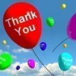 buscar textos de gratitud por los saludos de cumpleaños, enviar frases de gratitud por los saludos de cumpleaños