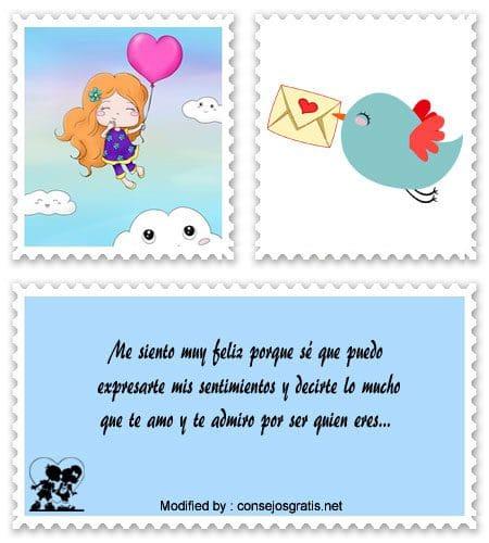 Bonitos Mensajes De Amor Para El Hombre Que Amo Frases De Amor