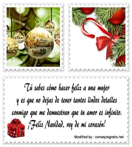 Bellas Frases De Navidad Para Mi Esposo Saludos De Navidad