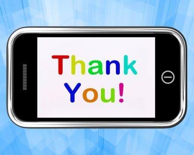 Lindos Mensajes De Agradecimiento Por Saludos De Cumpleaños│Frases De Agradecimiento