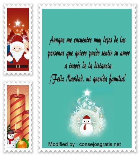Lindos Mensajes De Navidad Para La Familia Saludos De