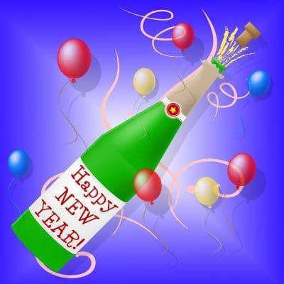 Lindos Mensajes De Año Nuevo Para Amigos Y Familiares
