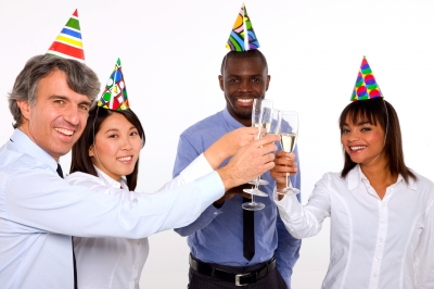 Mensajes De Año Nuevo Para Compañeros De Trabajo | Saludos De Año Nuevo