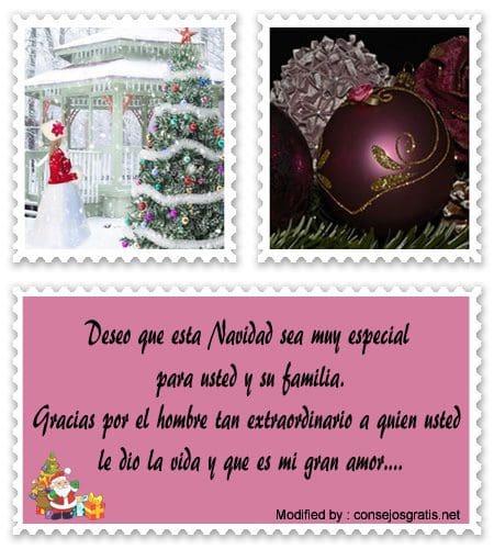 Lindos Mensajes De Navidad Para Mi Suegra Saludos De