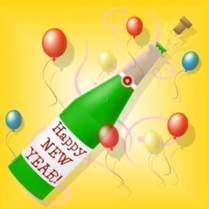 buscar mensajes de Año Nuevo para mis amigos, originales frases de Año Nuevo para familiares