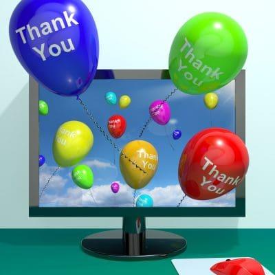 Enviar Bonitos Mensajes De Gratitud Por Saludos Cumpleañeros