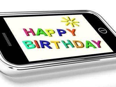 Enviar Mensajes De Cumpleaños Para Celulares | Frases De Cumpleaños