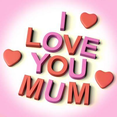 Buscar Lindos Mensajes Por El Día De La Madre Para Mi Mamá   Saludos Por El Día De La Madre