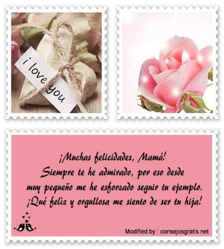 frases con imàgenes para el dia de la Madre,saludos para el dia de la Madre,frases para el dia de la Madre