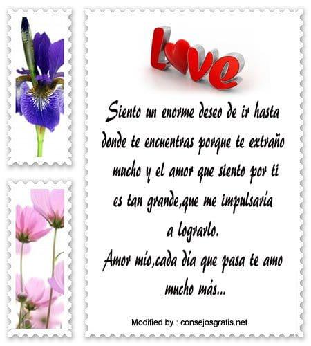 Bonitos Mensajes De Amor Para Mi Novia Que Esta Lejos Nuevas Frases