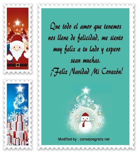 Lindos Mensajes De Navidad Para Mi Amor Bonitas Frases De Navidad