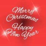 enviar nuevos pensamientos de Navidad y Año Nuevo, bonitas frases de Navidad y Año Nuevo para compartir