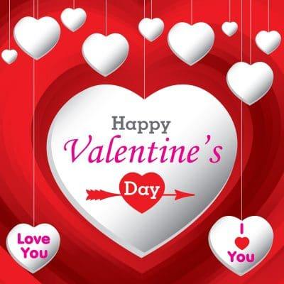 Bellos Mensajes De San Valentín Para Mi Amor│Lindas Frases De San Valentín Para Tu Amor