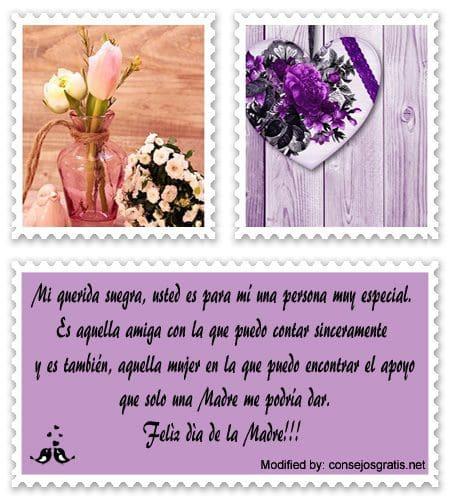 Enviar Mensajes Por El Día De La Madre Para Mi Suegra