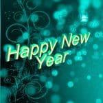 buscar lindos mensajes de Año Nuevo para enviar