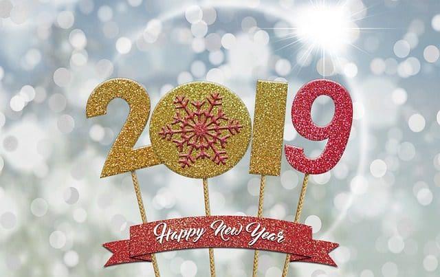 Hermosos Mensajes De Año Nuevo│Bonitas Palabras De Año Nuevo
