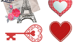Saludos por San Valentìn   Tarjetas con mensajes para San Valentìn