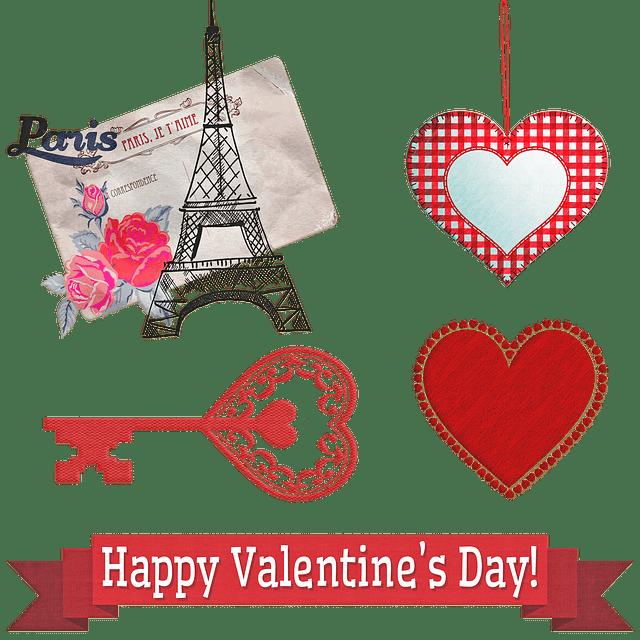 Saludos por San Valentìn | Tarjetas con mensajes para San Valentìn