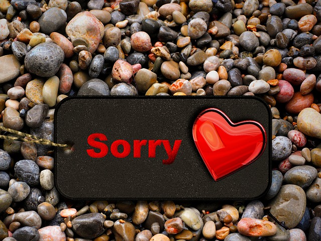 Mensajes para pedir perdon a un amigo