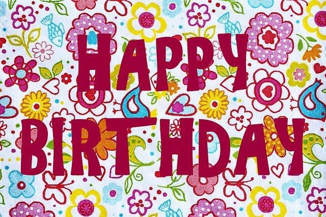 Saludos de cumpleaños para mi novia | Mensajes de cumpleaños