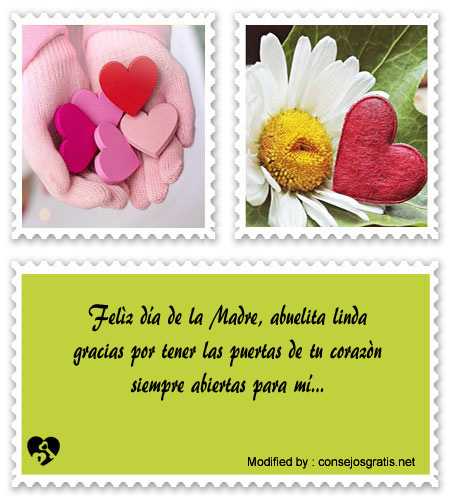 Saludos A Mi Abuela Por El Dia De La Madre Feliz Dia De La