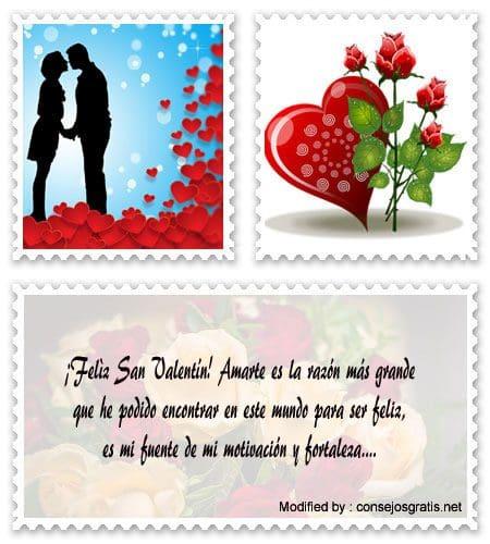 Saludos Por El Día De Los Enamorados Bellos Mensajes De Amor