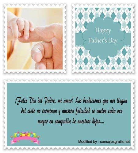 Mensajes Por El Día Del Padre Saludos Por El Día Del Padre